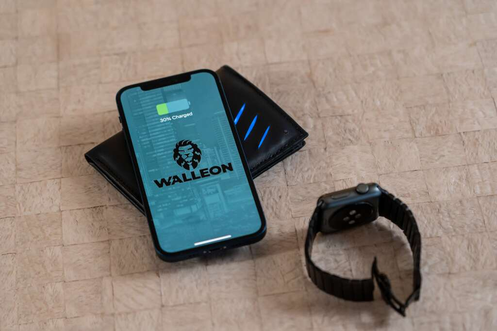 Walleon phone charging