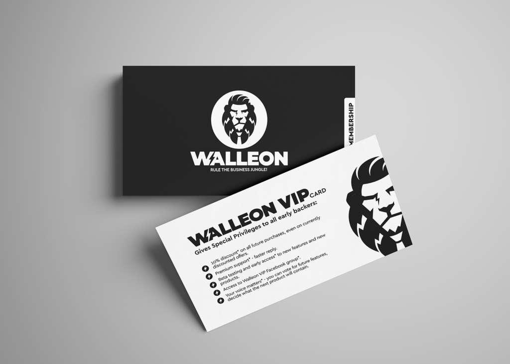 Walleon VIP Card